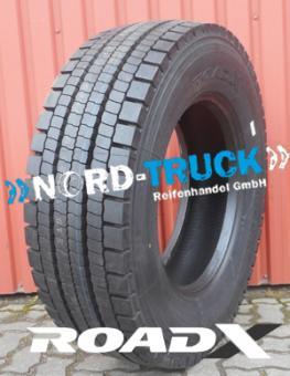 315/70R22.5 RoadX HD780 156/150L, 18PR, M+S, 3PMSF (Antriebsachse)