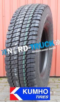 Winterreifen 315/80R22.5 KUMHO KWD01 154/150M (156L/150) 18PR, M+S (Antriebsachse)