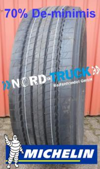 385/65R22.5 MICHELIN X Line Energy F Antisplash 160K/158L, (Lenkachse)